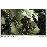 Halo Reach First Contact Paper Giclee Print