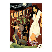 Indiana Jones Well of Souls Mike Mahle Paper Giclee Print