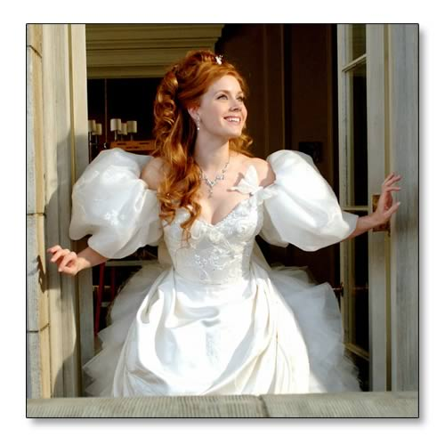 Disney Enchanted Magical Morning Canvas Giclee Print