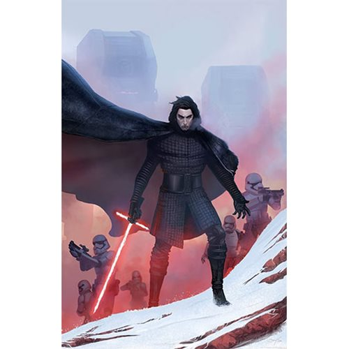Star Wars Dark Order by Jeremy Saliba Lithograph Art Print