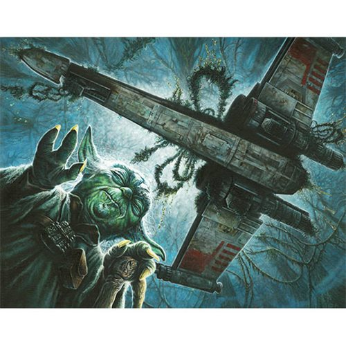 Star Wars The Impossible by Craig Skaggs Canvas Giclee Print