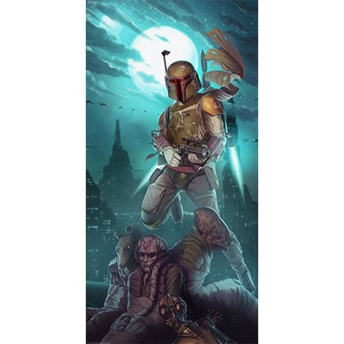 Star Wars Bounty Acquired by Lucas Durham Lithograph Print