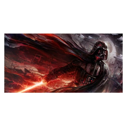 Star Wars Conquering Shadow Canvas Giclee Art Print