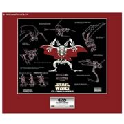 Star Wars Clone Wars General Grievous Model Sheet