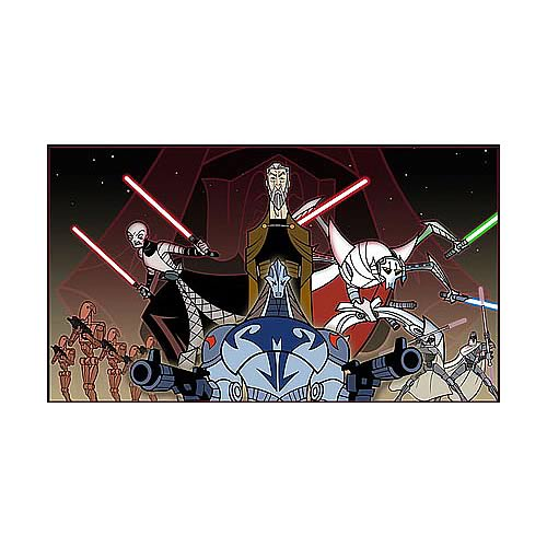 Star Wars Shadow of the Sith Unframed Giclee Print