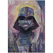 Star Wars Darth Vader Canvas Giclee Print
