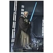 Star Wars Knight of the Old Republic Paper Giclee Print