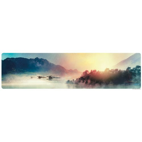Star Wars X-Wings at Twilight Lithograph Art Print