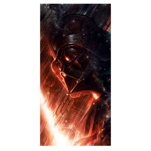 Star Wars Forged in Darkness Small Canvas Giclee Art Print
