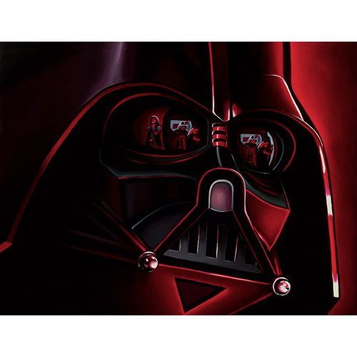 Star Wars Lord Vader by Christian Waggoner Canvas Giclee