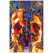 Star Wars Comic Book Issue 1 Cover Canvas Giclee Print