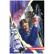 Star Wars Comic Book Issue 3 Cover Paper Giclee Print