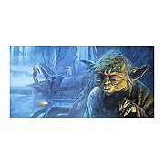 Star Wars Anticipation of Hope Paper Giclee Print