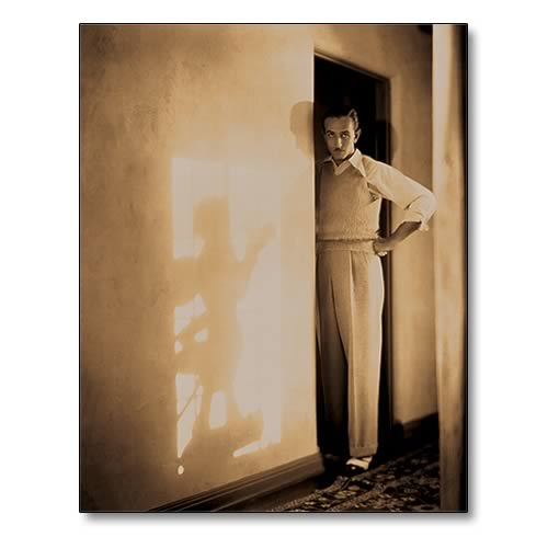 Disney The Man and the Mouse Large Photo Giclee