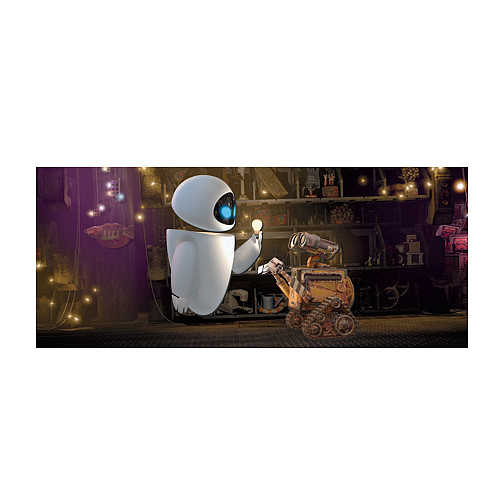 WALL-E Generating Electricity Pix-Cel