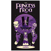 Princess and the Frog by Ragnar Canvas Giclee Print