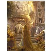 Disney Tangled Beautiful Morning Canvas Giclee Print