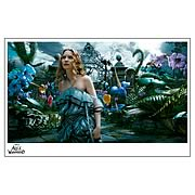 Alice in Wonderland On the Other Side Paper Giclee Print