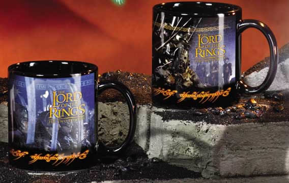 Two Towers Coffee Mug Set