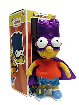Bartman Plush Episode Doll