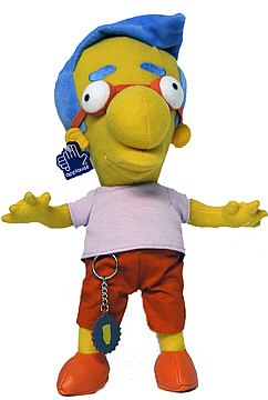 Milhouse Plush Doll
