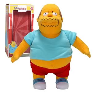 Comic Book Guy Plush Doll