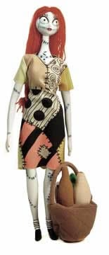 NBX Sally Doll, Opened - Applause - Nightmare Before Christmas ...