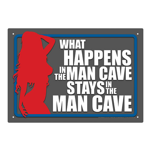 Man Cave Items Wholesale : Wholesale tin signs now available at central