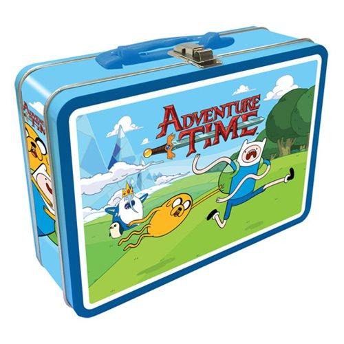 Adventure Time Regular Fun Box Tin Tote