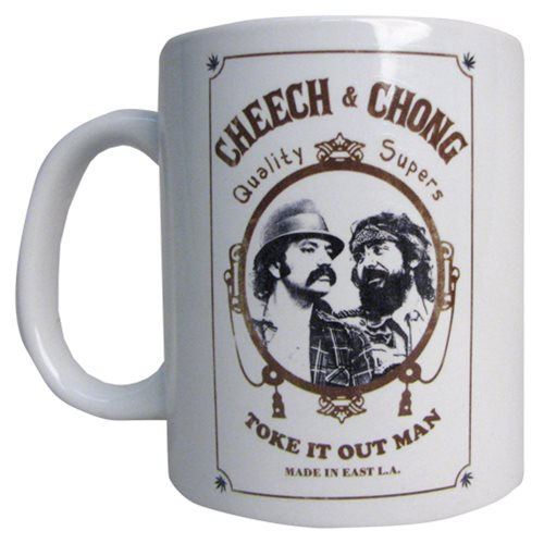 Cheech and Chong Mug