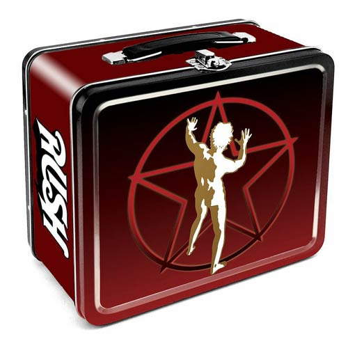Rush Starman Lunch Tin Box