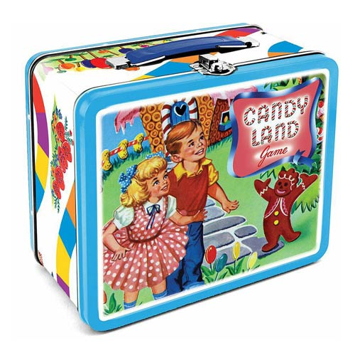 Candyland Tin Lunch Box