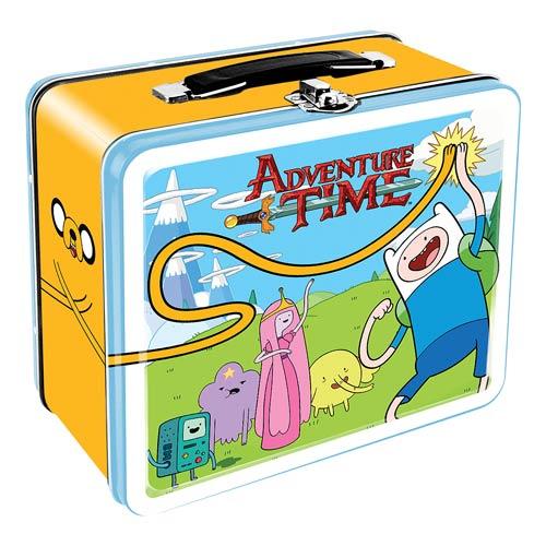 Adventure Time Large Fun Box Tin Tote