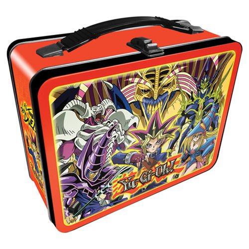 Yu-Gi-Oh! Large Fun Box Tin Tote