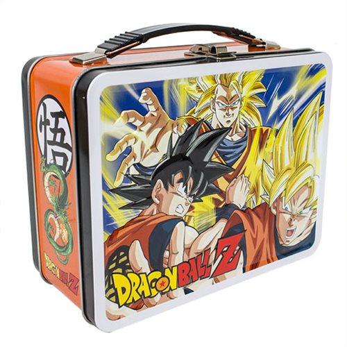 Dragon Ball Z Goku Gen 2 Large Fun Box Tin Tote