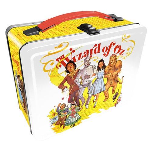 Wizard Of Oz Gen 2 Fun Box Tin Tote