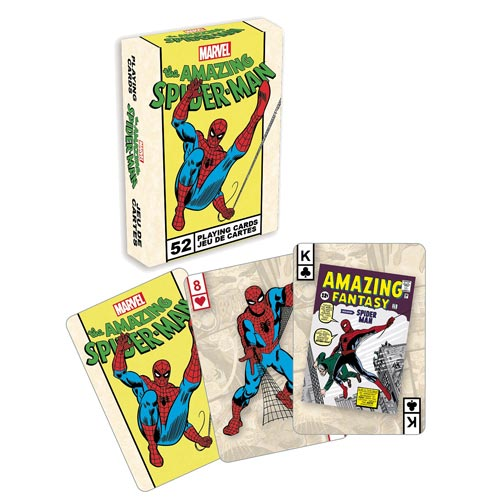 SpiderMan_Playing_Cards