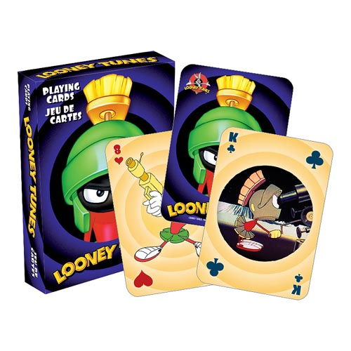 Looney Tunes Marvin the Martian Playing Cards