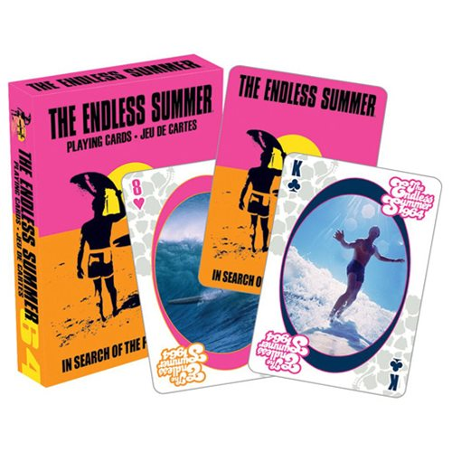 Endless Summer Playing Cards