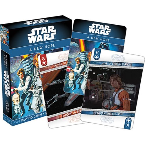 Star Wars: Episode IV – A New Hope Playing Cards