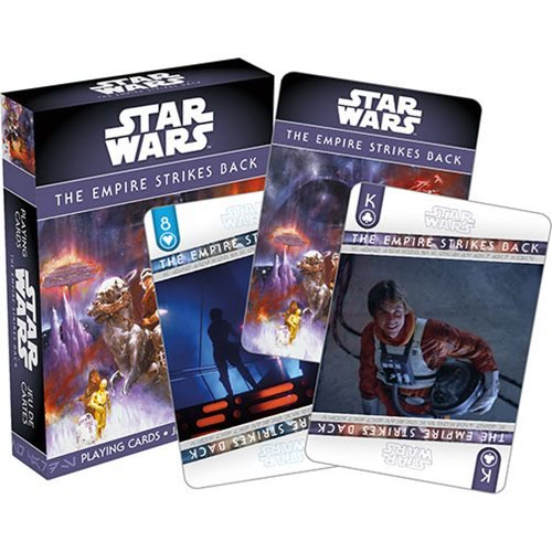 Star Wars: Episode V – Empire Strikes Back Playing Cards