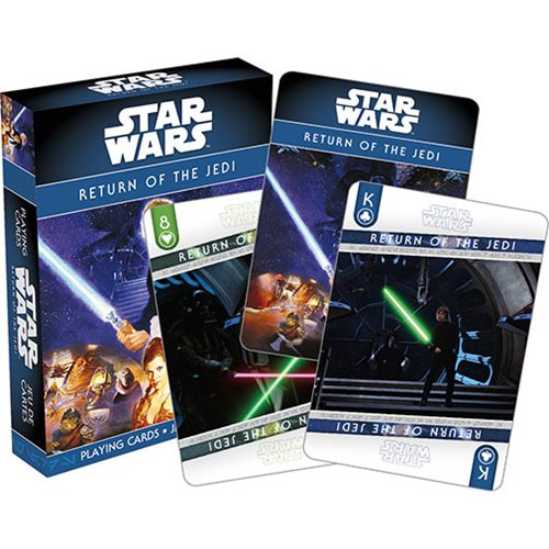 Star Wars: Episode VI – Return of the Jedi Playing Cards