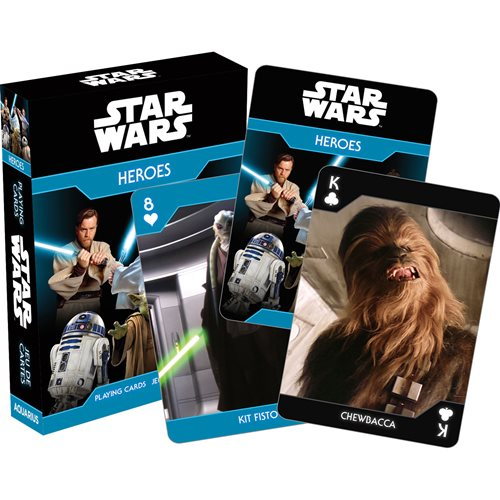 Star Wars Light Side Playing Cards