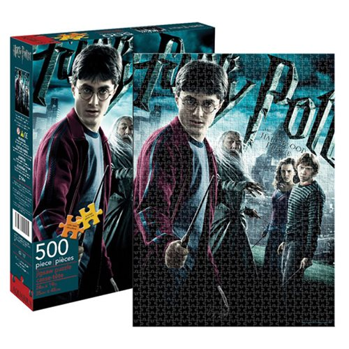Harry Potter and the Half-Blood Prince 500 Piece Puzzle