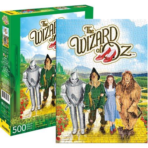 Wizard of Oz 500-Piece Puzzle