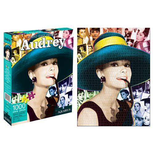 Audrey Hepburn 1,000-Piece Puzzle