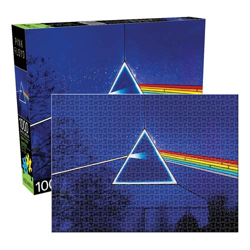 Pink Floyd Dark Side of the Moon 1,000-Piece Puzzle
