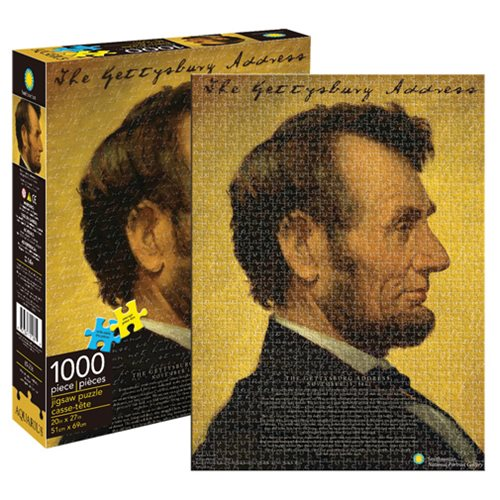 Smithsonian Abraham Lincoln 1,000-Piece Puzzle