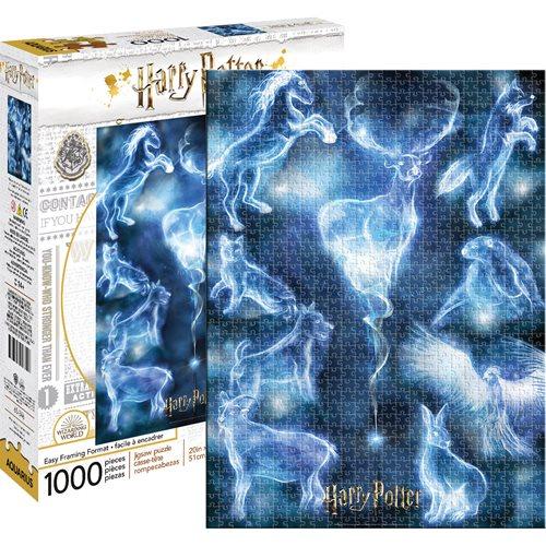 Harry Potter Patronus 1,000-Piece Puzzle