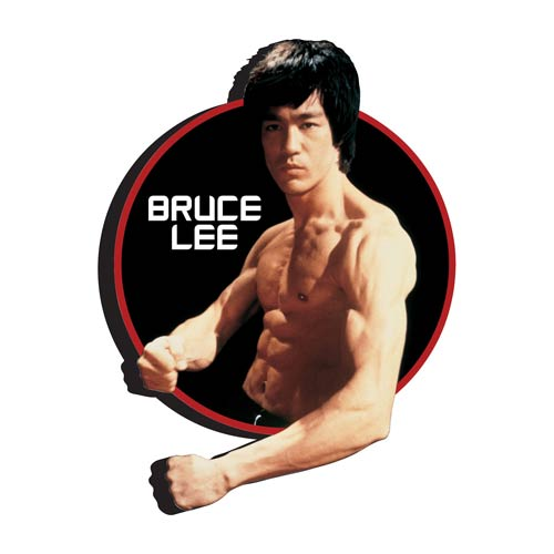Bruce Lee Funky Chunky Magnet
